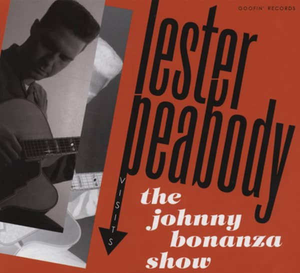 Peabody, Lester Lester Peabody Visits The Johnny Bonanza Show