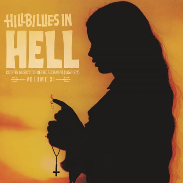 Hillbillies In Hell Vol.11 (LP, Limited Edition)