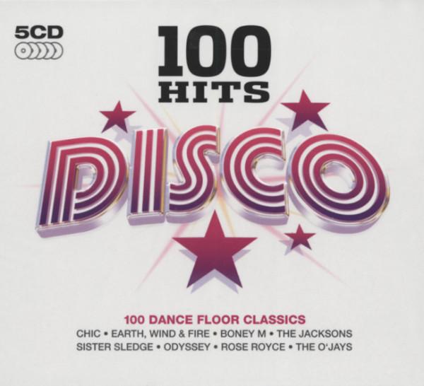 Va 100 Hits - Disco (5-CD)