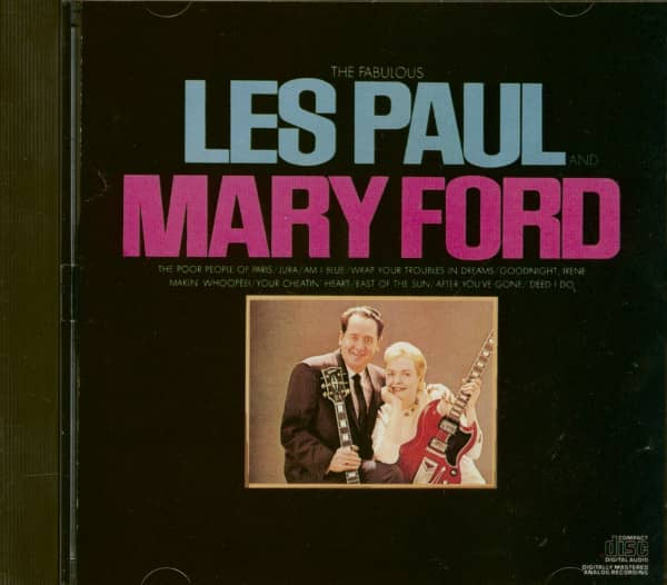 The Fabulous Les Paul And Mary Ford (CD)