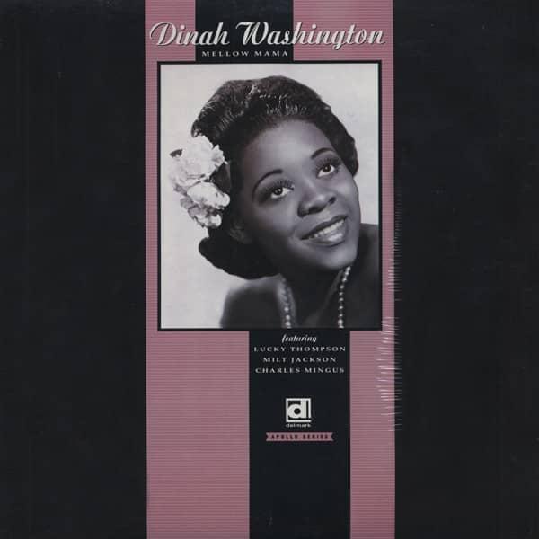 Washington, Dinah Mellow Mama