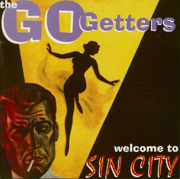 Welcome To Sin City (CD)