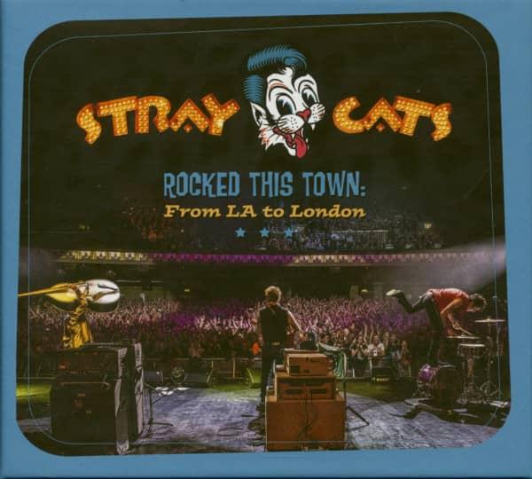 Rocked This Town (CD, Box Set, Ltd.)