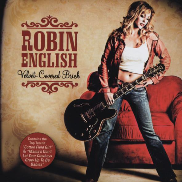 English, Robin Velvet-Covered Brick