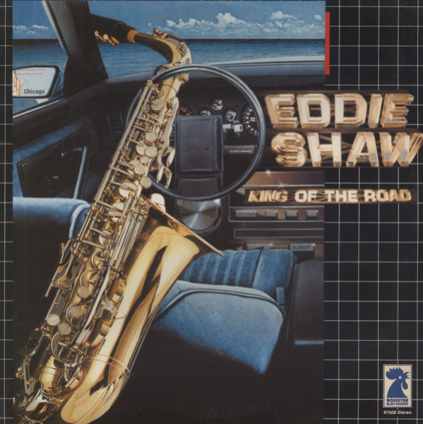 Shaw, Eddie King Of The Road
