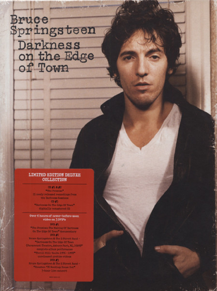 Darkness On The Edge Of Town (3-CD&3-DVD)US