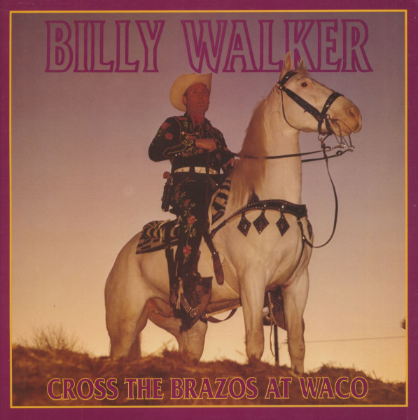 Walker, Billy Cross The Brazos At Waco 6-CD & 32-PAGE-BOOK