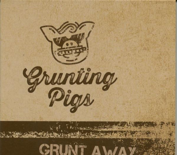 Grunt Away (CD)