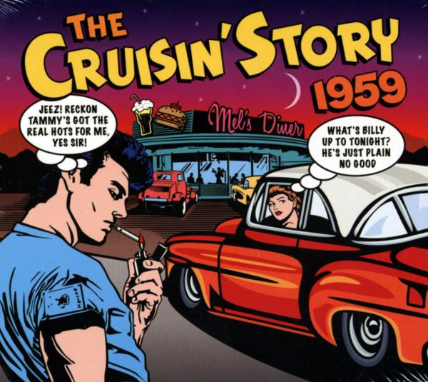 The Cruisin' Story - 1959 (2-CD)
