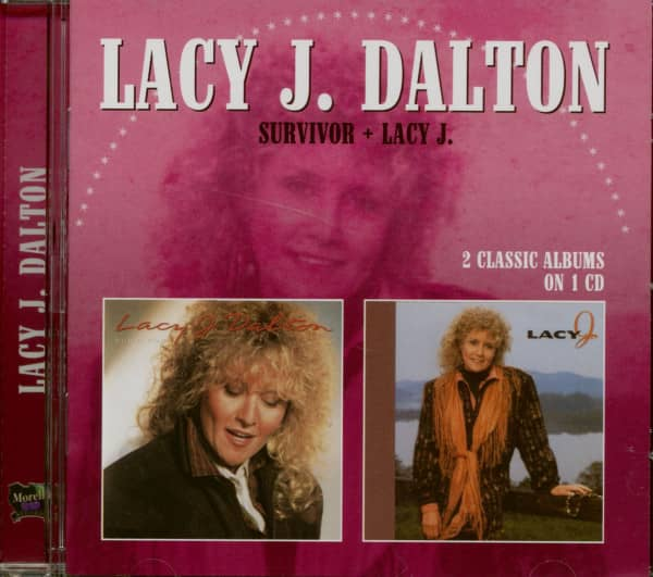 Survivor - Lacy J. (CD)