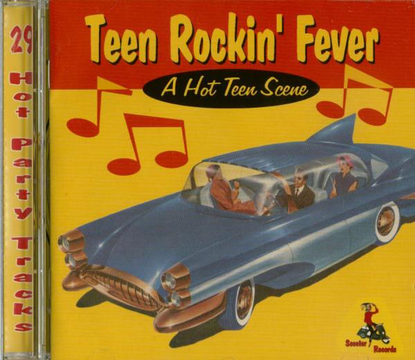 Va Teen Rockin' Fever Vol.1