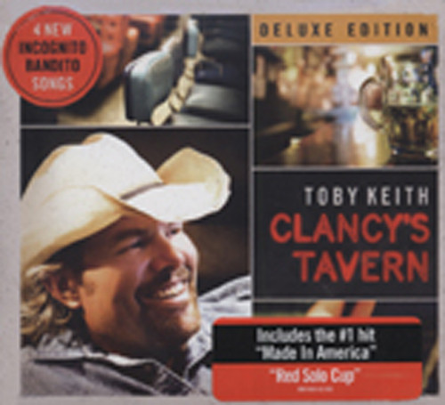 Keith, Toby Clancy's Tavern (Deluxe Version)