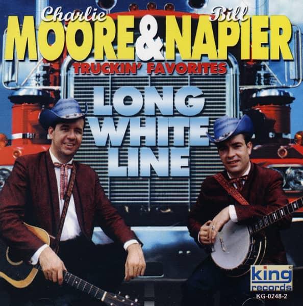 Moore, Charlie & Bill Napier Truckin' Favorites