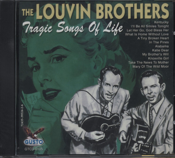 Louvin Bros Tragic Songs Of Life