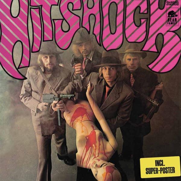 Hitshock (LP, 180gram Vinyl & A3 Poster)