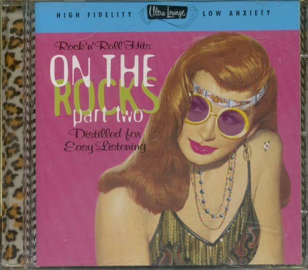 Ultra Lounge - On The Rocks Part Two (CD)