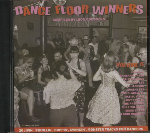 Dance Floor Winners Vol.6 (CD)