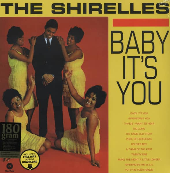 Baby It's You (1962)...plus Limited Edition (180g)