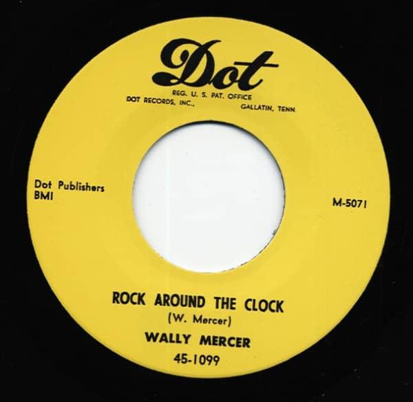 Rock Around The Clock b-w Yellow Hornet 7inch, 45rpm