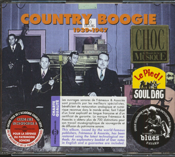 Country Boogie 1939-1947 (2-CD)
