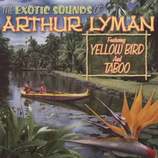 Lyman, Arthur The Exotic Sounds Of Arthur Lyman