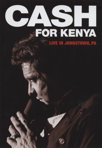 Cash, Johnny Cash For Kenya: Live In Johnstown, PA 1991