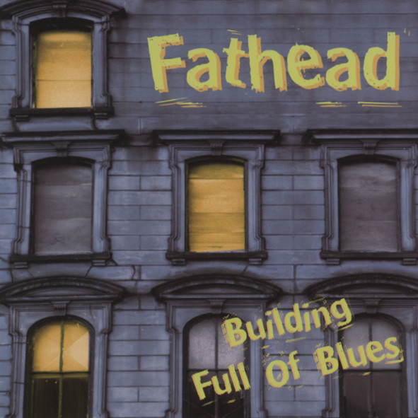 Fathead Building Full Of Blues