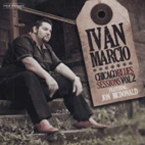 Marcio, Ivan Chicago Blues Sessions Vol.2