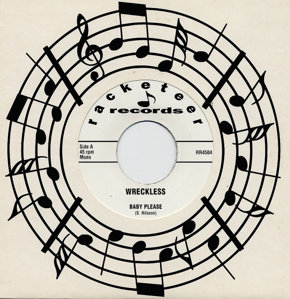 Baby Please 7inch, 45rpm