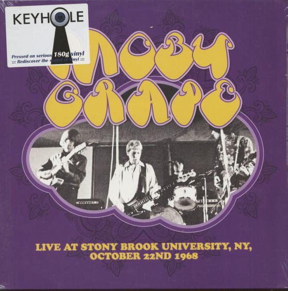 Live At Stony Brook University, 1968 (LP, 180g Vinyl)