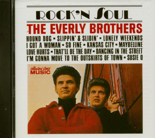 Rock'n Soul (CD)
