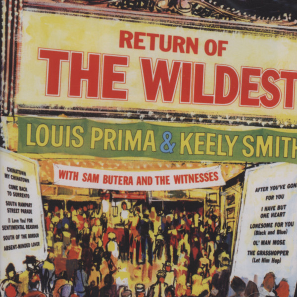 Return Of The Wildest