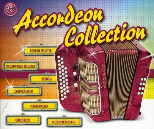 Va Accordeon Collection (3-CD)