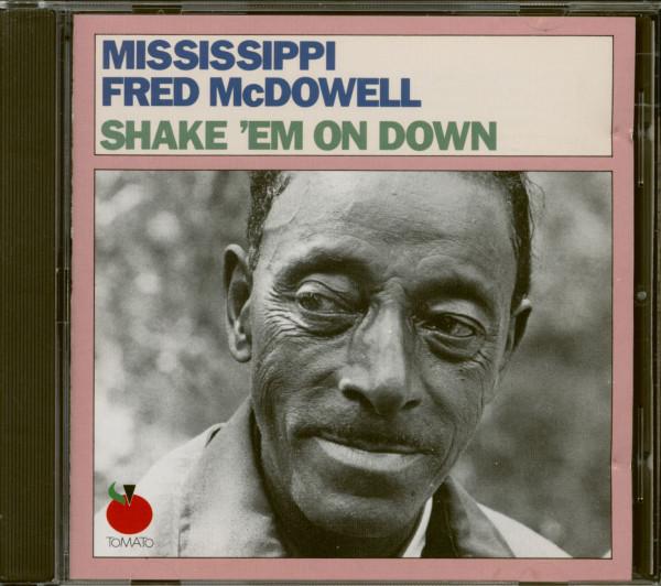 Shake 'Em On Down (CD)