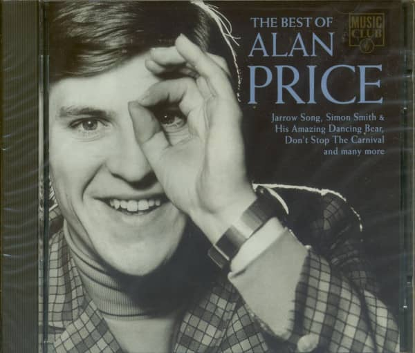 The Best Of Alan Price (CD)