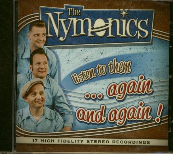 Listen To Them, Again And Again! (CD)