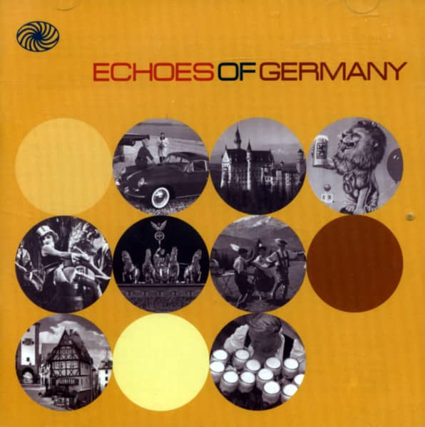 Echoes Of Germany (2-CD)