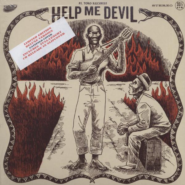 Lokanta Hell - Vinyl & CD Gatefold - Klappcover