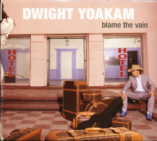 Blame The Vain (CD)