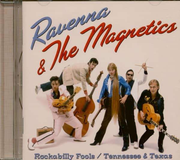 Rockabilly Fools - Tennessee & Texas...plus