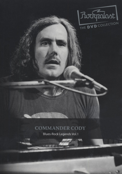 Commander Cody Blues Rock Legends Vol.1