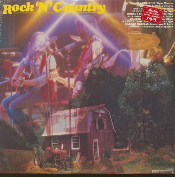 Rock 'n' Country (LP)