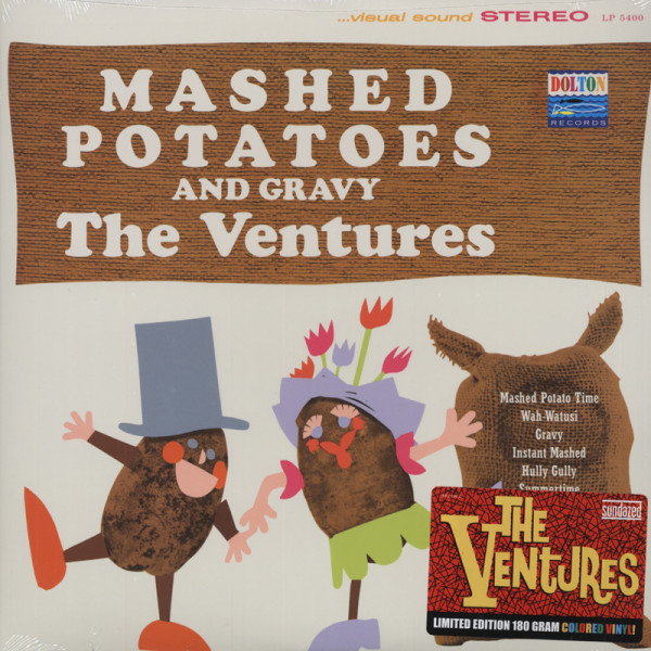 Mashed Potatoes And Gravy 180g Limited Edition