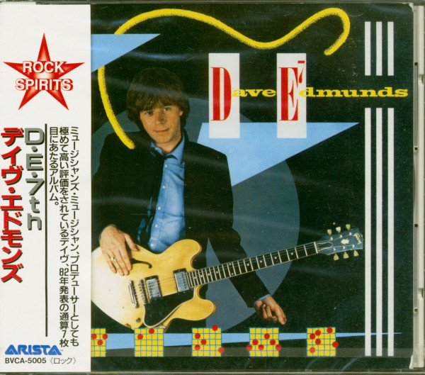 D.E. 7th (CD, Japan)