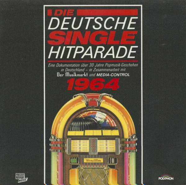 Die deutsche Single Hitparade - 1964 (LP)
