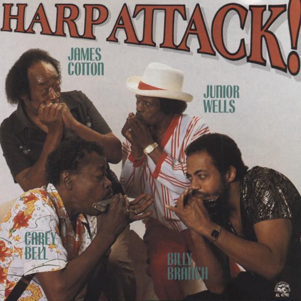 Harp Attack!
