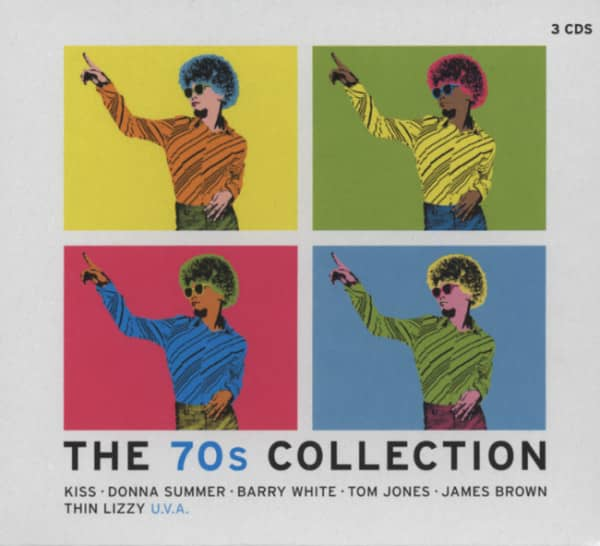 Va The 70s Collection (3-CD)