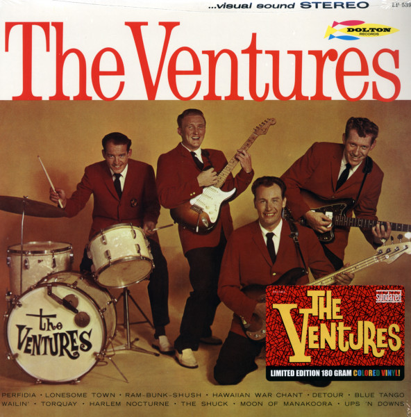 Ventures The Ventures (1961) 180g Limited Edition