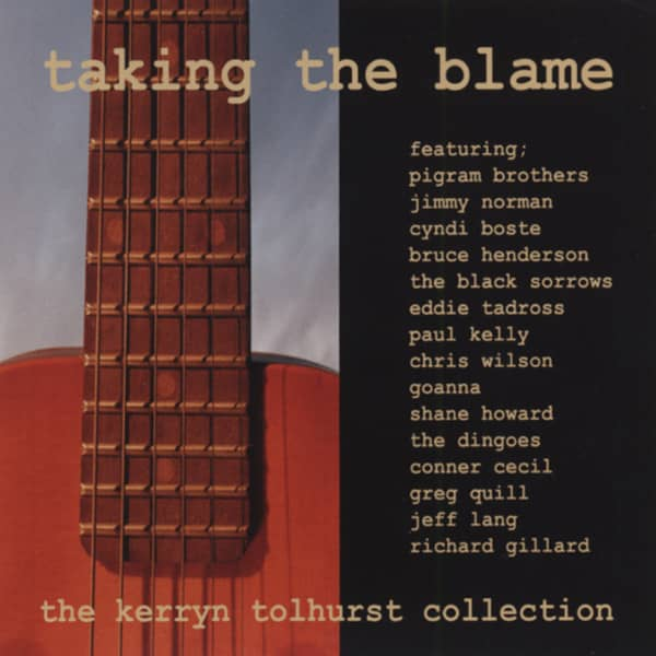 Taking The Blame - Kerryn Tolhurst Collection