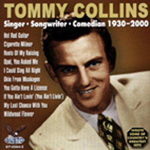 Collins, Tommy Singer Songwriter Comedian